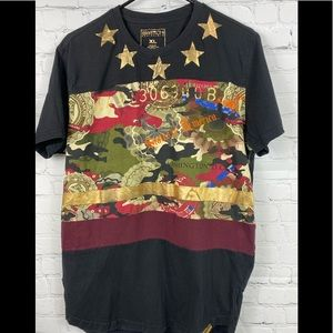 Switch Remarkable U. S. Currency Tee Shirt XL.